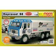 Модель грузовик MS 75 - DAKAR DOPROVOD 1988 фото