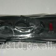 Сетевой фильтр DeTech 3500Вт 1,8м d2мм фото