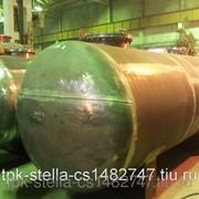 Аппараты стальные сварные ГЭЭ 1-1-63 фото