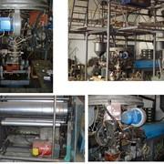 Линия для производства ПЭ рукавной пленки ЛРП- 63х2 – 1200 L/D 25 фото