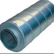 Шумоглушитель трубчатый круглого сечения ГТК 1-6 фото