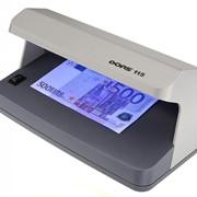 Ультрафиолетовый детектор валют DORS 115 фото