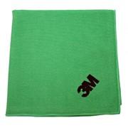 Универсальная салфетка для уборки из микроволокна, микрофибра 2010 S/B Wipe Green 32x36cm (5шт) фото