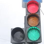 Светофор дорожный фото