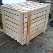 Ящики деревянные фото