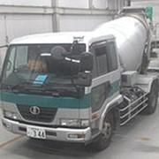Автобетоносмеситель Nissan Condor кузов LK36A г 2005 автомиксер грузоподъемность 5,1 тн пробег 346 т.км фото