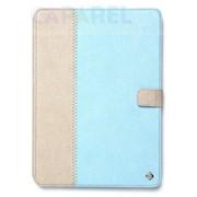 Чехлы Zenus E-Note Diary Case Cover Blue для iPad Air фото