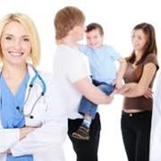 Медицинское страхование (полный пакет для семьи от 250грн) фото