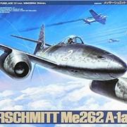 НЕМЕЦКИЙ ME262 A-1A (ПРОЗРАЧНЫЙ ФЮЗЕЛЯЖ) фото