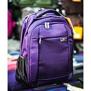 Рюкзак Asiapard B 881 фиолетовый фото