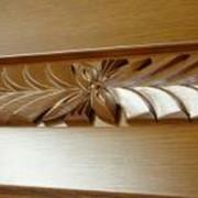 Декор в интерьере с резьбой по дереву фото