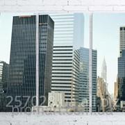 Модульна картина на полотні Нью-Йорк код КМ100150-010 фото