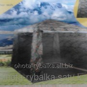 Шатёр 3х3 м. с маскитной сеткой+ 4 стенки фото