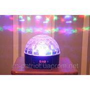 LED RGB шар фото