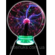 Плазменный шар — Plasma ball бол. фото