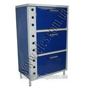 Шкаф жарочный электрический, ШЖЭ-3-GN2/1, стандарт фото