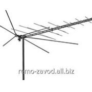 Антенна ТВ всеволновая ЛОГО-Р6М-F фото