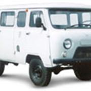 Микроавтобус UAZ 2206 фото