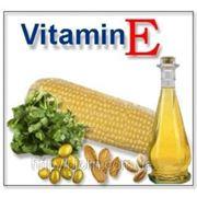 Витамин Е сухой фото