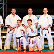 Спортивные занятия в Федерации Фри Файт Каратэ фото