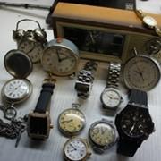 Ремонт часов отечественного и импортного производства фото