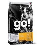 GO! 2.72кг Сухой корм для взрослых собак и щенков всех пород Утка и овсянка фото