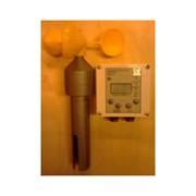 Анемомметр сигнальный цифровой АСЦ-3 фото
