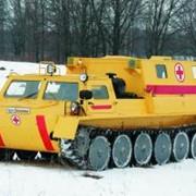 Транспортеры снегоболотоходные ГАЗ-340394 фото