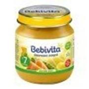 Пюре Bebivita овощное ассорти, c 7 мес 100 гр фото