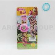 Часы игрушечные Маша с проектором 24 картинки. фото