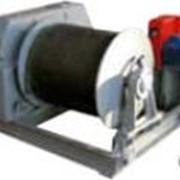 Лебедка тяговая электрическая ТЭЛ-5A фото