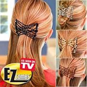 Заколка для надежной фиксации волос EZ Combs ZR-005 фото