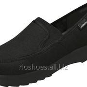 Туфли женские AZA 630-187-042 black фото