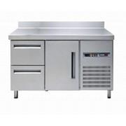 Стол холодильный с выдвижными ящиками MSP-150-2С фото