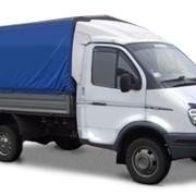 Осуществляем грузоперевозки на автомашине Газель, Услуги по перевозке грузов фото