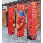 Выставочные колонны Satellite фото