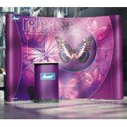 Выставочный Pop-Up стенд Network фото