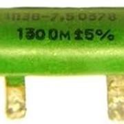 Резисторы ПЭВ 7,5 180, 240ом, ПЭВ 25 1,8Ком, ПЭВ 40 4,3Ком, ПЭВ 50 18, 20ом, 1, 1,3, 2,4, 4,7Ком фото