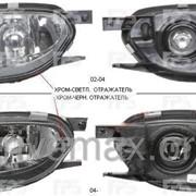 Противотуманная фара Mercedes 211 02-06 DM4610H2-P фото