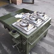 Кухня полевая КП-30 фото
