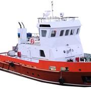 Многофункциональное судно обеспечения, пр. Р101. Судно. фото