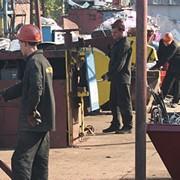 Монтаж оборудования по переработке лома и отходов фото