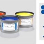 Фолиевые краски CMYK Foil фото
