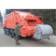 Вывоз мусора Бровары фото