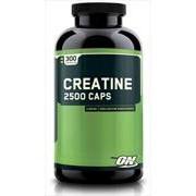 Optimum Nutrition Creatine 2500 Caps (300 кап). Моногидрат креатина. фото