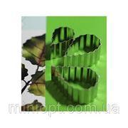Вырубка металл лист розы из 3-х фото