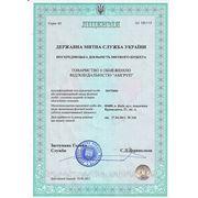 Лицензия на деятельность таможенного брокера фото