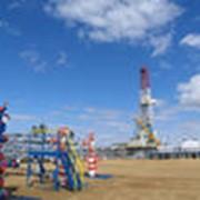 Обустройство нефтяного месторождения Жалгизтобе фото