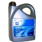Масло моторное синтетическое General Motors (GM) фото