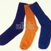 Носки детские цветные фото